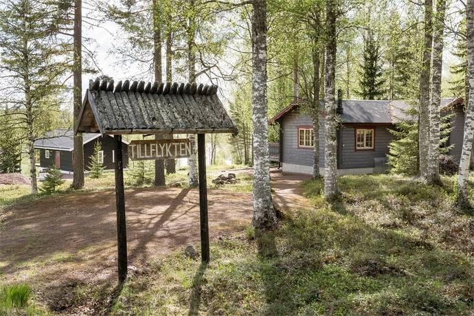 Bild: 4 rum villa på Sjurbyvägen 12, Älvdalens kommun Älvdalen