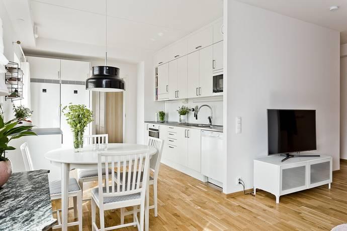 Bild: 3 rum bostadsrätt på Opalvägen 32, Uppsala kommun Herrhagen