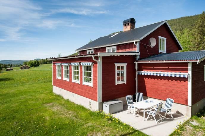 Bild: 6 rum gård/skog på Långå 312, Härjedalens kommun