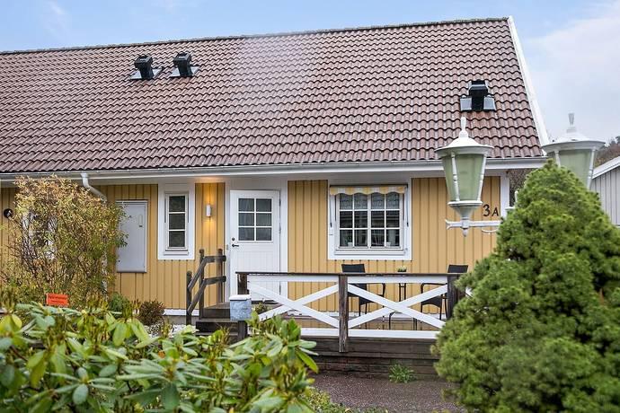 Bild: 4 rum radhus på Ella Hillbäcksgata 3A, Göteborgs kommun Sankt Jörgen