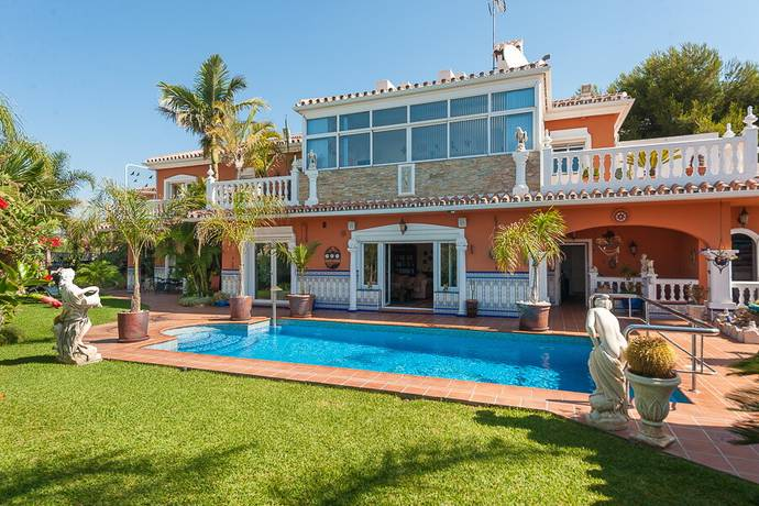 Bild: 3 rum villa på HOT-V5208-SSC, Spanien Mijas Costa