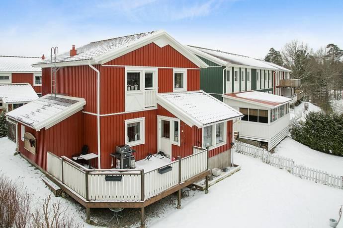 Bild: 5 rum bostadsrätt på Hästängegatan 34, Vänersborgs kommun Onsjö