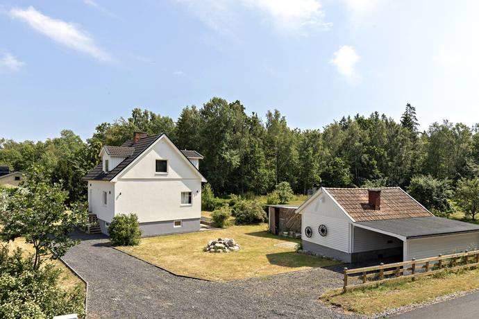 Bild: 3 rum villa på Bagerivägen 6, Karlskrona kommun Fågelmara