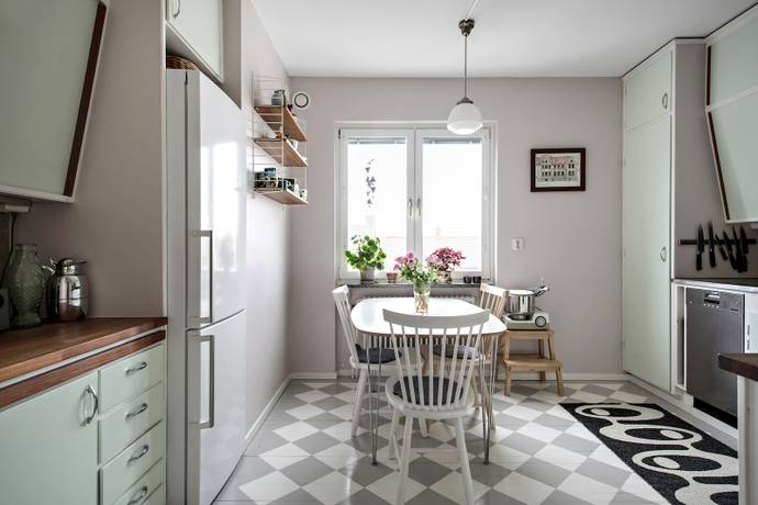 Bild: 3,5 rum bostadsrätt på Fridkullagatan 17e, Göteborgs kommun Johanneberg