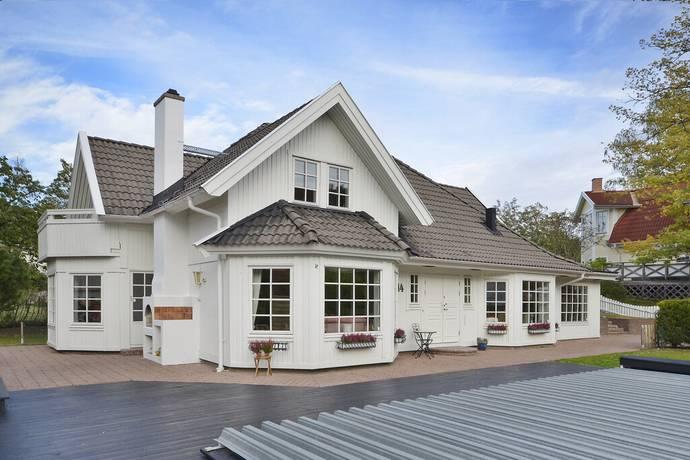 Bild: 7 rum villa på Skäddvägen 14, Lidingö kommun Sticklinge