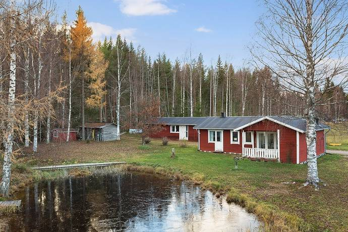Bild: 2 rum fritidshus på Fullen 146, Ovanåkers kommun