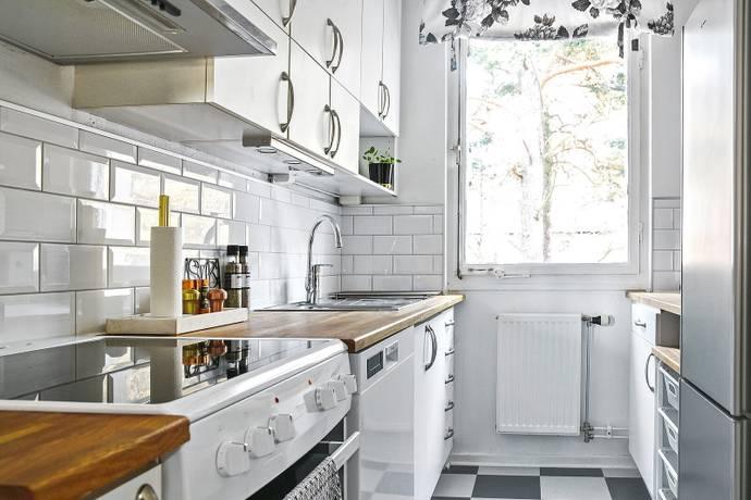 Bild: 3 rum bostadsrätt på Hjälmarsvägen 21, Stockholms kommun Årsta