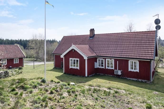 Bild: 6 rum villa på Järingsholm 6485, Örkelljunga kommun Skånes-Fagerhult