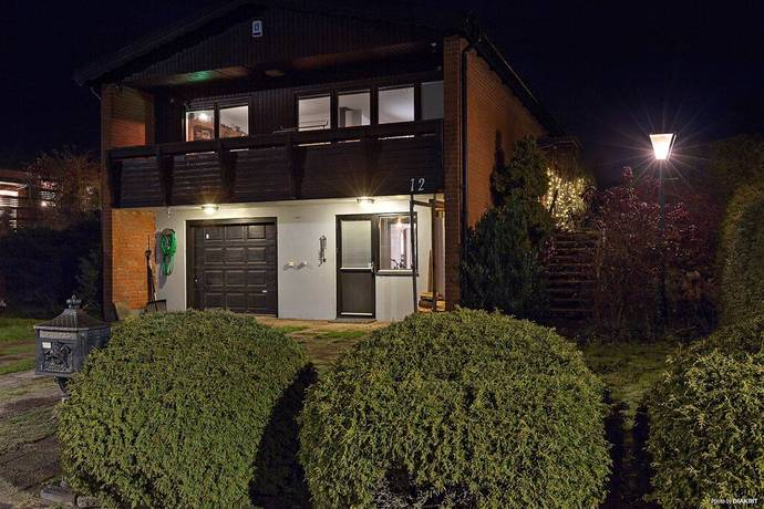 Bild: 4 rum villa på Lindagatan 12, Ängelholms kommun Munka Ljungby