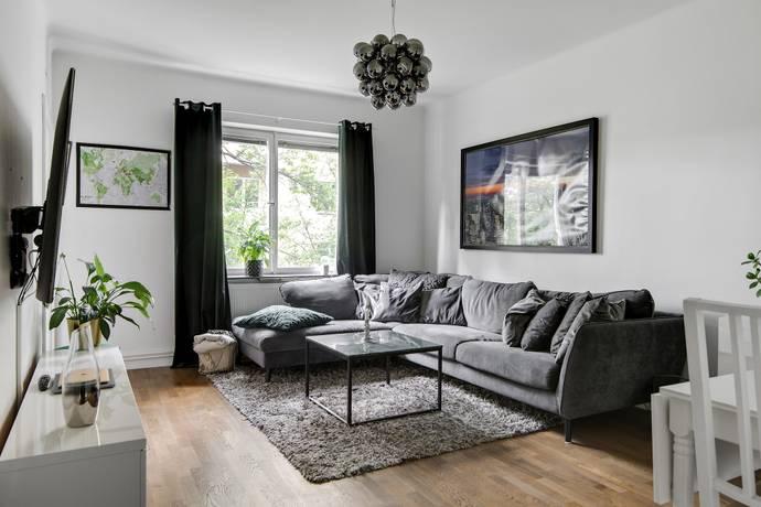 Bild: 2 rum bostadsrätt på Stagneliusvägen 38, 1tr, Stockholms kommun Kungsholmen