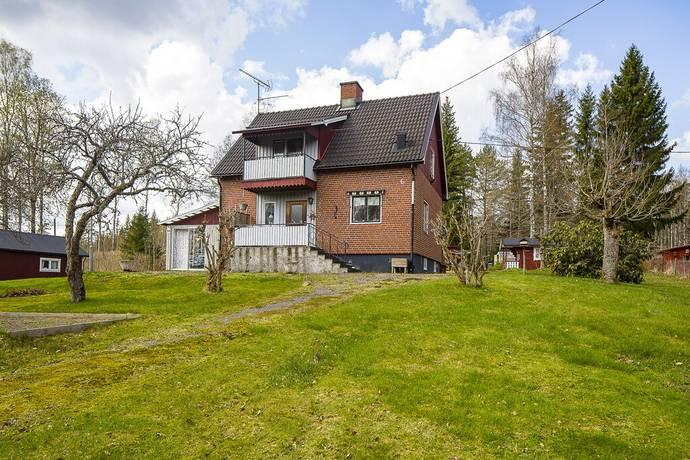 Bild: 4 rum villa på Skomakarevägen 6, Säffle kommun Svanskog