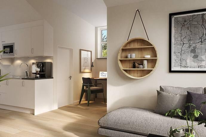 Bild: 1,5 rum bostadsrätt på EKLUNDSHOVSVÄGEN, Uppsala kommun Eklundshov