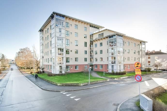 Bild: 2 rum bostadsrätt på Hotellgatan 12, Karlskoga kommun Centralt