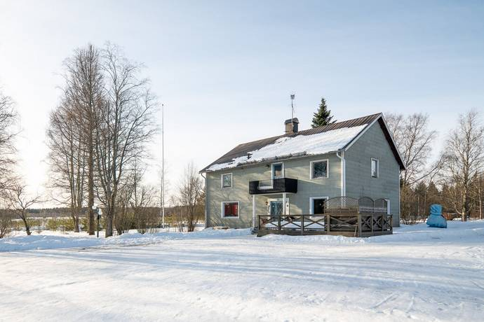 Bild: 5 rum gård/skog på Öden 104, Örnsköldsviks kommun