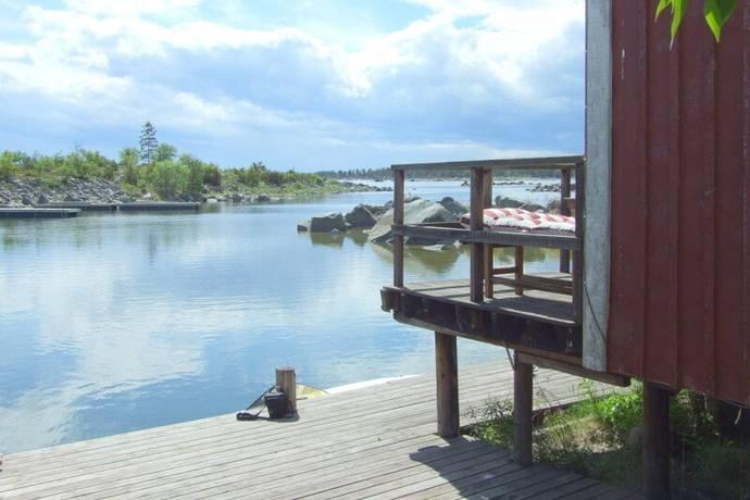Bild: 3 rum fritidshus på Rönnskär - Skärgården 2:43-A25, Söderhamns kommun Rönnskär