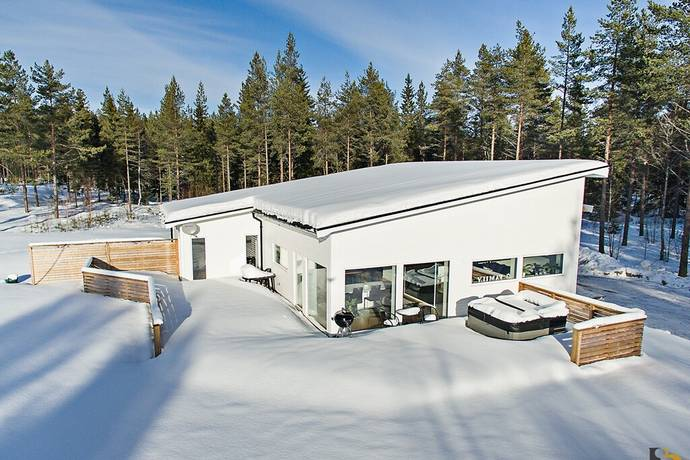 Bild: 4 rum villa på Skäret 257, Umeå kommun Täfteå/Rovågern