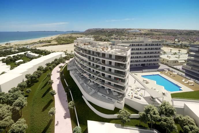 Bild: 3 rum villa på Ljus lägenhet vid havet, Spanien Arenales del Sol - Costa Blanc