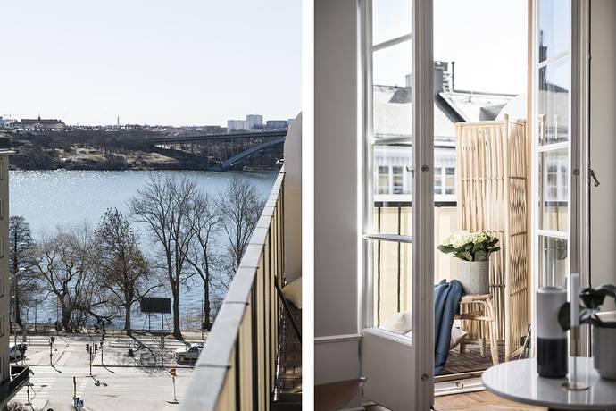 Bild: 2 rum bostadsrätt på Baltzar von Platens gata 5, 6 tr, Stockholms kommun Kungsholmen - invid Norr Mälarstrand