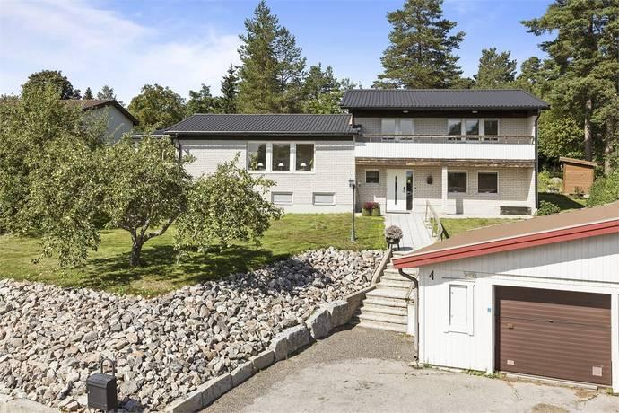 Bild: 7 rum villa på Talgoxvägen 4, Sundsvalls kommun Bydalen