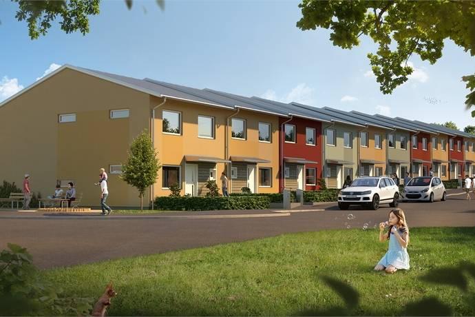 Bild: 5 rum radhus på Brf Verktygslådan, Enköpings kommun Fanna
