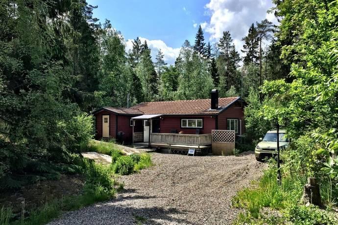 Bild: 2 rum villa på Gräsdalsvägen 7, Norrtälje kommun Riala Sättra