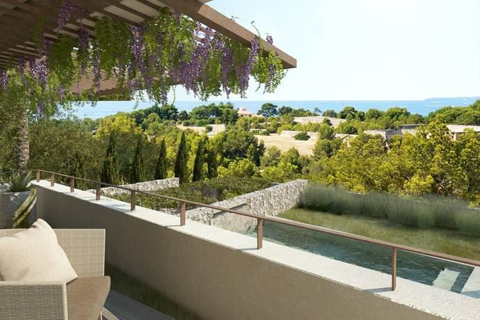 Bild: 4 rum villa på Bonanova, Mallorca, Spanien La Bonanova