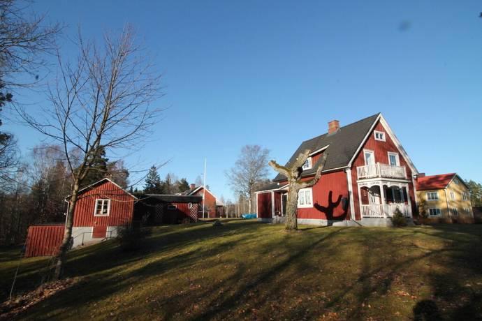 Bild: 5 rum fritidshus på Norra vägen 53, Hylte kommun Unnaryd