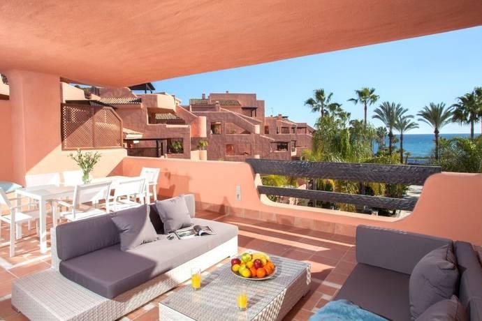 Bild: 3 rum bostadsrätt på Fint penthouse på New Golden Mile., Spanien Estepona - New Golden Mile