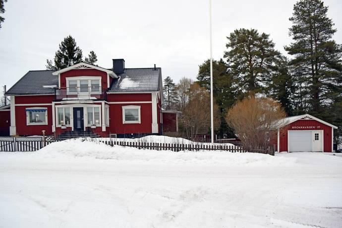 Bild: 7 rum villa på Bäckråvägen 17, Piteå kommun Hemmingsmark