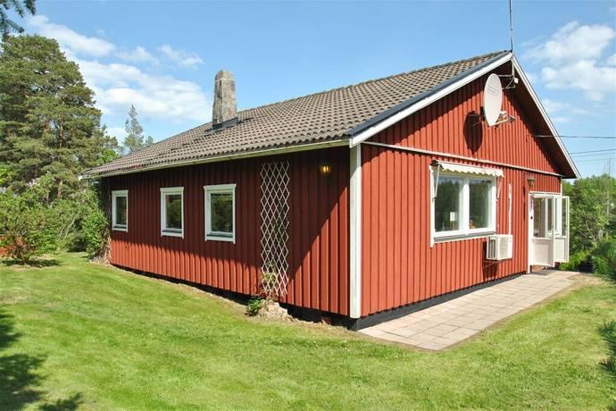 Bild: 3 rum villa på Ransbergsvägen 43, Melleruds kommun