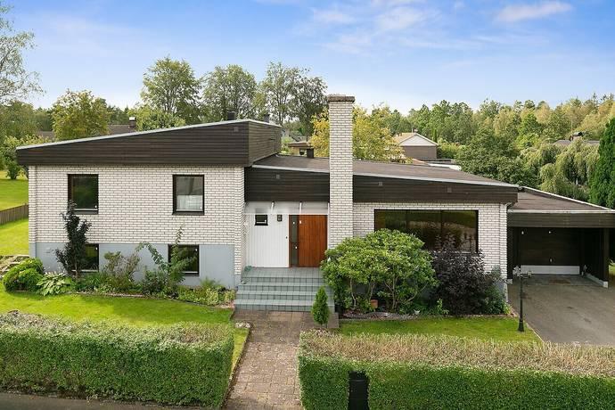 Bild: 7 rum villa på Blåklintsgatan 4, Osby kommun Lönsboda