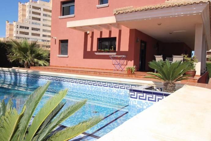 Bild: 6 rum radhus på La Veleta - Torrevieja, Spanien La Veleta