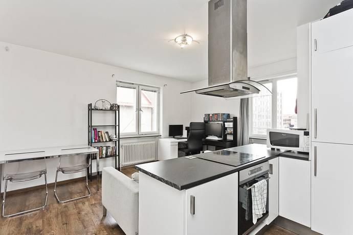 Bild: 1 rum bostadsrätt på Vagnmansgatan 28, Helsingborgs kommun