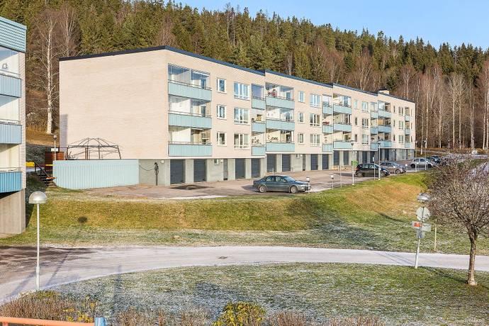 Bild: 2 rum bostadsrätt på Vårgatan 23, Timrå kommun Timrå