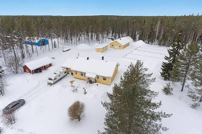 Bild: 4 rum gård/skog på Trundövägen 365, Piteå kommun Rosvik