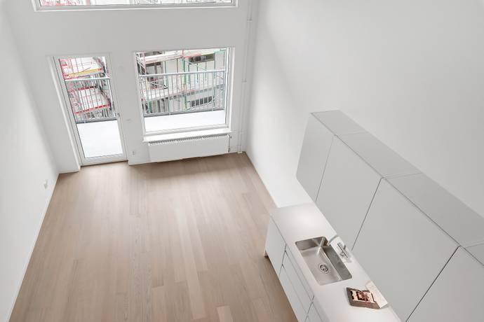 Bild: 1,5 rum bostadsrätt på Vårdsätravägen 3 B, Uppsala kommun Rosendal