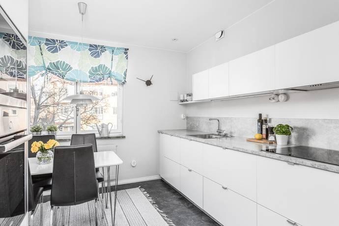 Bild: 3 rum bostadsrätt på Solrosgatan 6A, Linköpings kommun Valla