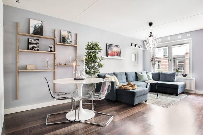 Bild: 2 rum bostadsrätt på Svartviksslingan 65 , Stockholms kommun Bromma Minneberg