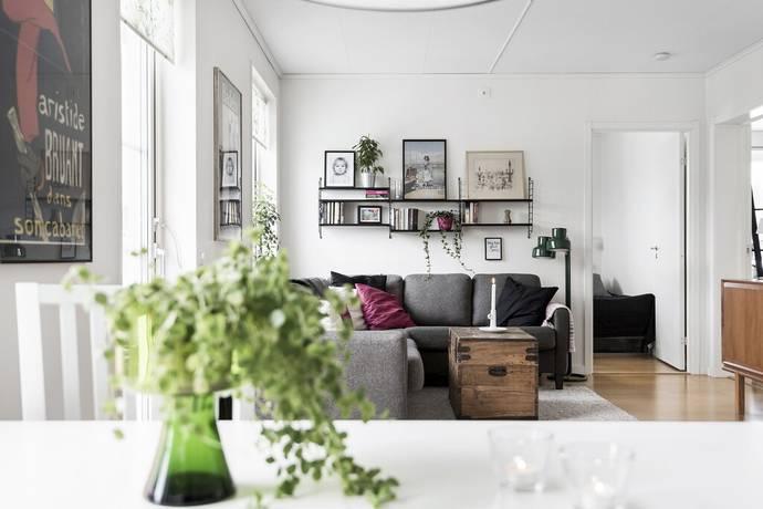 Bild: 4 rum bostadsrätt på Plutos gränd 5D, Växjö kommun Växjö Östra Lugnet