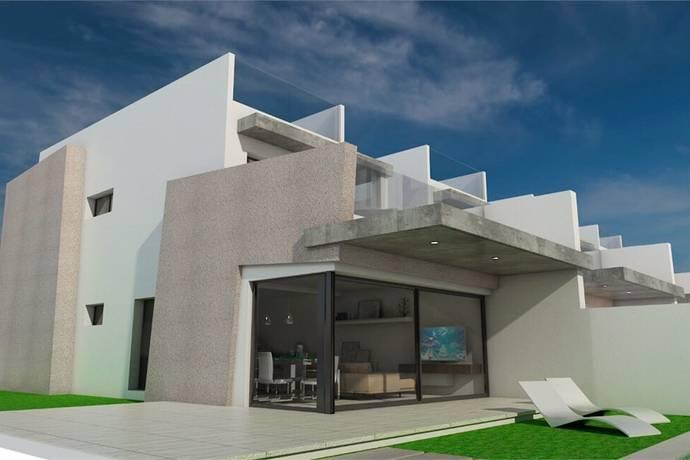 Bild: 4 rum villa på ENDAST EN KVAR!, Spanien La Mata   Torrevieja