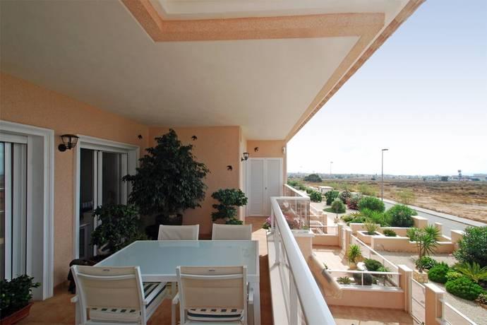 Bild: 4 rum bostadsrätt på Fräsch lägenhet i Villamartin, Spanien Torrevieja Söder - Villamartin