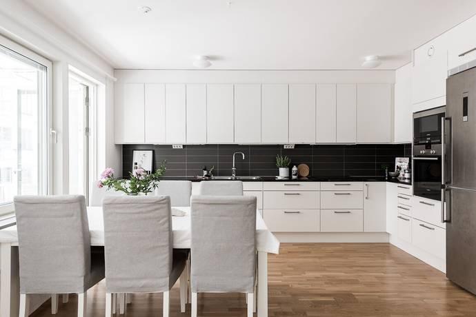 Bild: 3 rum bostadsrätt på Pär Lagerkvists Gata 24, Stockholms kommun