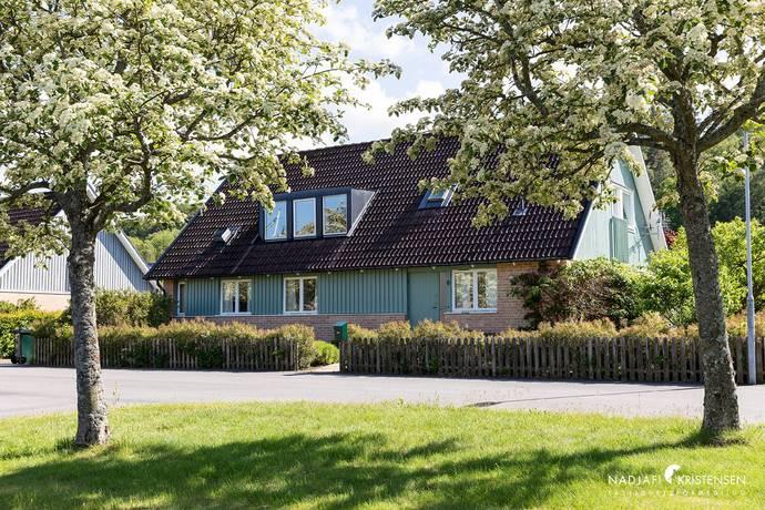 Bild: 7 rum villa på Larsbackavägen 6, Båstads kommun Båstad Väster