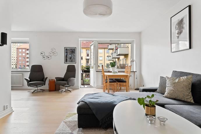 Bild: 3 rum bostadsrätt på Törnskärsgången 9B, Malmö kommun Fågelbacken