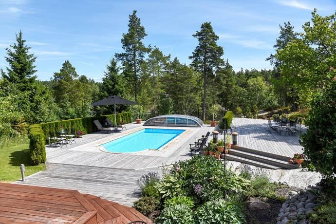 Bild: 5 rum villa på Svartträskvägen 17, Värmdö kommun Värmdö - Skeppsdalsström