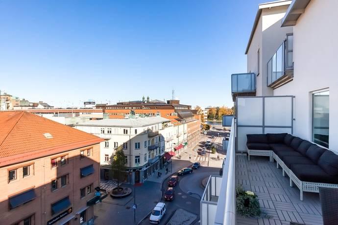 Bild: 2 rum bostadsrätt på Kyrkogatan 1C, Eskilstuna kommun Centralt