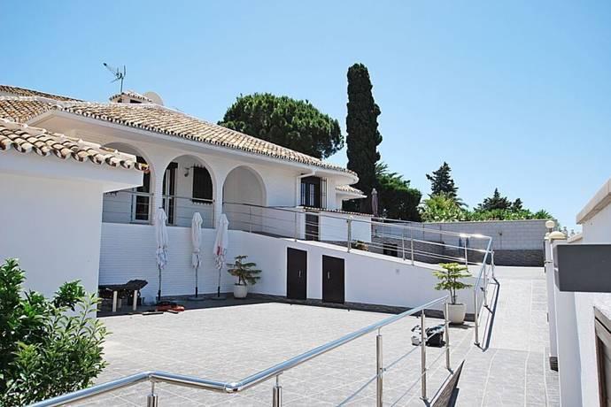 Bild: 5 rum villa på Villa i Benalmádena, Costa del Sol, Spanien Benalmádena