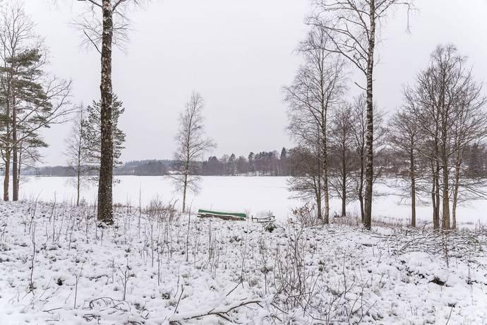 Bild: tomt på Nabben, del av fastigheten Rånnaväg 17:1 tomt nr. 2, Ulricehamns kommun Rånnaväg