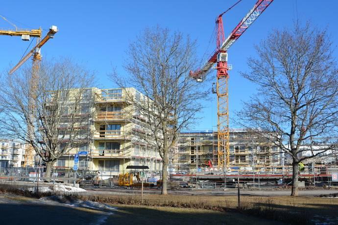 Bild: 1 rum bostadsrätt på Hällbygatan 43, Uppsala kommun Luthagen