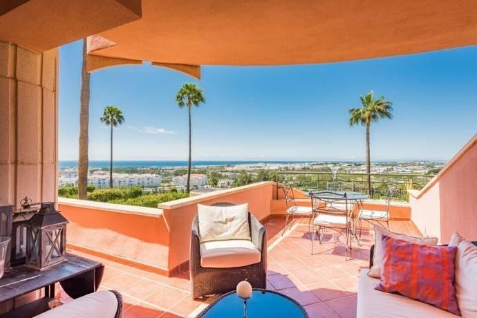 Bild: 3 rum bostadsrätt på Nueva Andalucia / Costa del Sol, Spanien Magna / Los Naranjos